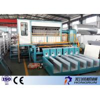 Energy Saving Egg Box Pulp Forming Machine , Egg Tray Production Line Manufactures