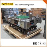 Quality 380kgs Single Phase Automatic Rendering Machine With Smoothing Knife for sale