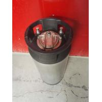 used/second hand 5gallon ball lock keg , with rubber handle, for home brew Manufactures