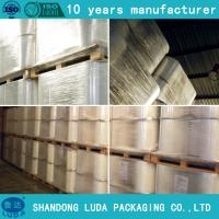 China high quality moisture barrier pe stretch wrapping film for packing on sale