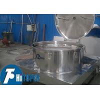 Chemical Water Treatment Platform Base Centrifuge With Cleaner - Upper Unloading Bags Manufactures