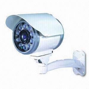 China Long-range IR Waterproof Camera with 60m IR Distance and Optional Sony/Sharp CCD CMOS Sensor on sale