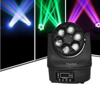 China 2019 Promotion 6*10W Small Bee Eye Led LED Moving Head Light For DJ Disco Stage on sale