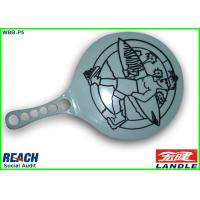 China Customized Plastic Paddle Tennis Rackets With Velcro Tennis Ball on sale