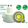 Buy cheap CE RoHS Aluminium Epistar COB 5W 450LM 80Ra 6000K GU10 E27 E14 Spotlight from wholesalers