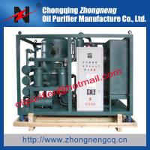 Untra High Voltage Transformer Oil Recycling System, Insulation Oil Filtration 400kv,700KV Manufactures
