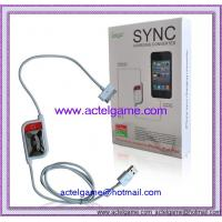 Quality iPhone Charging and Data Converter iPad2 accessory for sale