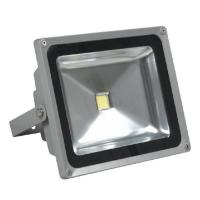 A380 50W Aluminum Housing Commercial Exterior LED Lights With Lampholder Manufactures