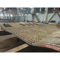 Power Station Boiler Water Wall Tubes , Water Wall In Boiler High Pressure Manufactures