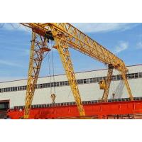 China High safety 5t/10t/16t/20t single beam portable gantry crane on sale