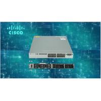 China Stack Bandwidth 480Gbps SFP Fiber Switch , 10G Catalyst 3850 24 Port Switch on sale