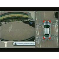Audi Q5 360 Degree Wide Angle Car Reverse Parking System Around View Monitor, specific model Manufactures