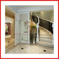 China Load 250 - 400kg High Speed Elevator , High Safety Residential Home Elevators on sale