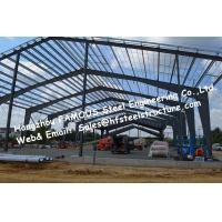 Chinese Prefabricated Steelwork Design And Qualified Q345 Metal Structure