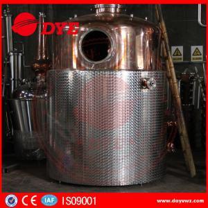 SS Commercial Distilling Equipment Rum Vodka Whiskey Brandy Distillery Equipment Manufactures