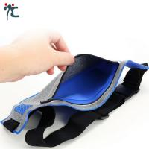 Buy cheap custom neoprene men cycling fishing running sport mobile small elastic waterproof waist belt bag from wholesalers