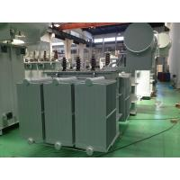 3 Phase Power Distribution Transformers 10MVA For Building , High Efficiency Manufactures