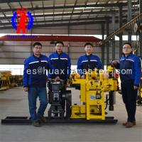 China direct supply HZ-130Y expoloration drilling rig/rock core drilling rig /fast water well  drilling machine in stock on sale