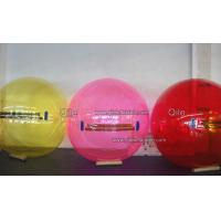 Inflatable Water Ball Water Walking Ball Colour Strips Water Ball Manufactures