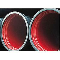 FBE Fusion Bonded Epoxy Pipe K9 Ductile iron pipe with Tyton Joint 6m Manufactures