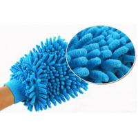 Double Sided Chenille Wash Mitt Gloves Pad Mop Microfiber Manufactures