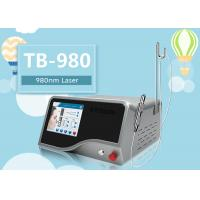 10W - 30W 980nm Diode Laser Machine for Red Blood Vascular Removal Touch Screen Manufactures
