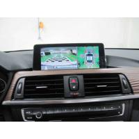 Quality BMW 3 series 360 degrees around view Car Reverse Camera with four ways DVR recording, Bird View Parking System for sale