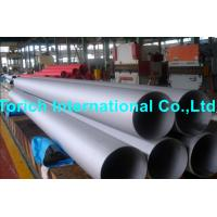 ASTM B163 Nickel Alloy Stainless Steel Round Tube for Condenser / Heat - Exchanger Manufactures