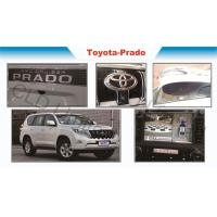 Toyota Prado Decoder integration computer 360°bird view Bulit-in LDWS and FCW Manufactures