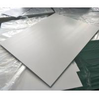 China White High Density PVC Foam Sheet With Good Toughness / Durability / Rigidity on sale