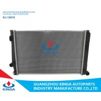 Brazing Cooling Toyota RAV4 Water Cooling Radiator / Auto Spare Parts Manufactures