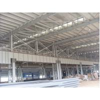 Cost-effective Industrial Steel Buildings Fabricated In Short Period Manufactures