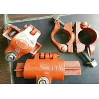 Heavy Duty Cast Iron Pump Parts Customized 0.5-500KG Sand Casting Manufactures