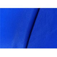 Quality Twill Coated Washable Nylon Clothing Fabric With Good Deformation Resistance for sale