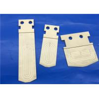 Semiconductor Ceramic Chuck / Ceramic End Effector For Deposition And Ion Implant Machine Manufactures