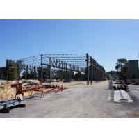 Australian mordern design good quality prefabricated Steel Structure Warehouse Manufactures