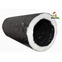 Quality Supply Ventilation 4'' - 20''  air conditioning flexible  insulated duct for sale