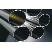 Round Welded Stainless Steel Pipe  Manufactures