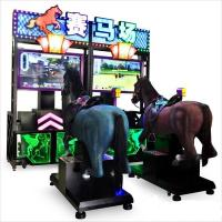China Popular Go Go Jockey Video Game Machine Hot Sale Horse Racing Game Machine on sale
