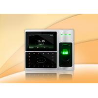 """4.3"""" Touch Screen Biometric Face Recognition System Free Software For Office Manufactures"""