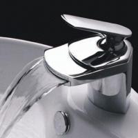 Faucet Mixer for Bathroom Basin, Waterfall Faucet Manufactures