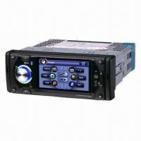 4.3'' 1 DIN Car CD Player with DVD, FM/TV/Bluetooth®/GPS/DVB-T / SD/USB/ Customized UI & Upgrade Manufactures