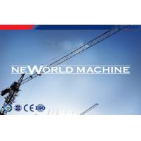 QTZ160 Mobile Tower Crane Towercrane With CE / ISO9001 Certificates Manufactures