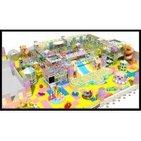 China Fashion Design Hot Sell Kids Indoor Soft Play Equipment with CE Certificate Approved on sale