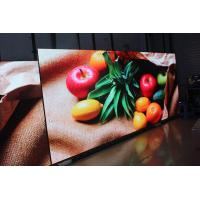 China Flat Indoor LED Video Wall 15kg Lightweight High Contrast Screen Non Trails on sale