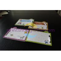 OEM  printing customed children board book from Hong Kong &  Shenzhen with high quality and competitive price