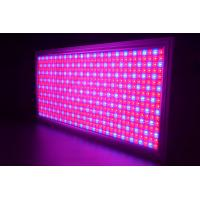 Ultrathin Greenhouse Led Grow Lights For Vegetables / Spectrum Grow Lights Indoor Plants 110V Manufactures