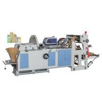 High Speed Automatic Paper Bag Making Machine With PLC Controlled Manufactures