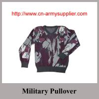 China Military Sweater Manufactures