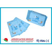 Quality Pure Cotton Non Alcoholic Baby Wet Wipes for sale